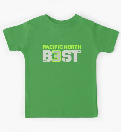 "VICTRS ""Pacific North B3ST"" Kids Tee"