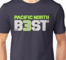 "VICTRS ""Pacific North B3ST"" Unisex T-Shirt"