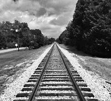 Train to nowhere by dennisgreenhill