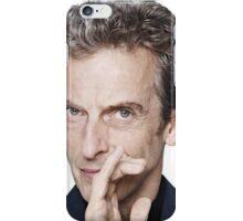 Doctor Who - Peter Capaldi Twelveth Doctor iPhone Case/Skin