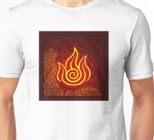 Fire Nation Emblem Unisex T-Shirt