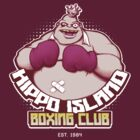 Hippo Island Boxing Club by Andy Hunt