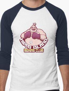 Hippo Island Boxing Club Men's Baseball ¾ T-Shirt