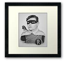 Burt Robin Ward Framed Print