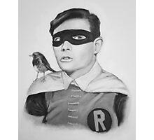 Burt Robin Ward Photographic Print