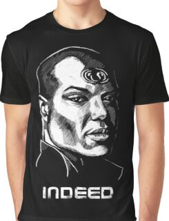 Teal'c Stargate Graphic T-Shirt