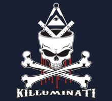 Killuminati Skull by viperbarratt