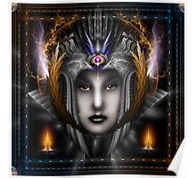 Thinosia Queen Of Armageddon Poster