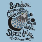 Soft Dalek by B4DW0LF