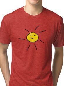 Summer Sunshine Tri-blend T-Shirt