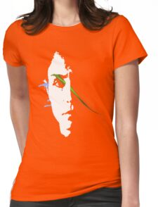 Woman from Space Womens Fitted T-Shirt