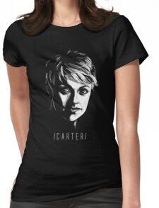 Samantha Carter Stargate Womens Fitted T-Shirt