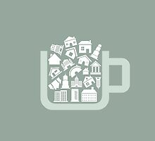 House a cup by Aleksander1