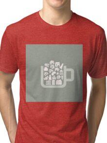 House a cup Tri-blend T-Shirt