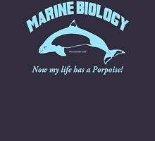 Marine Biology Womens Fitted T-Shirt