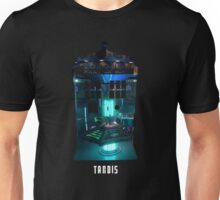 TARDIS Console Unisex T-Shirt