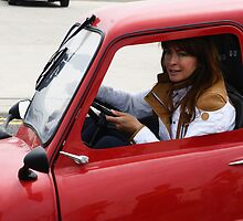 Suzi Perry 2013 by Rhiannon D'Averc