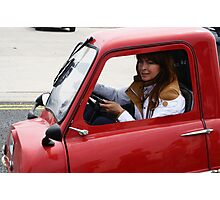 Suzi Perry 2013 Photographic Print