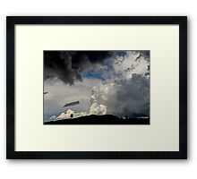 ©HCS The Cloudy Distance Framed Print