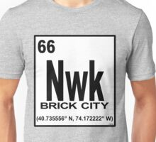 'Newark Element' Unisex T-Shirt