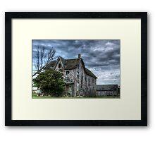 Bleak House Framed Print
