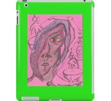 your missile toe iPad Case/Skin