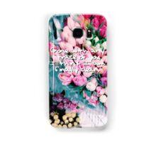 Finally Clean Samsung Galaxy Case/Skin