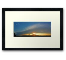 ©HCS Golden Touch Framed Print