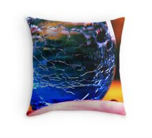 Visible Spectrum Throw Pillow