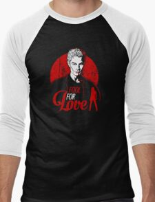 Fool for Love Men's Baseball ¾ T-Shirt