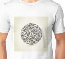 House a sphere Unisex T-Shirt