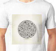 House a sphere Unisex T-Shirt