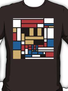 Super Mondrian T-Shirt