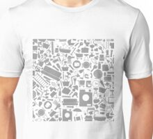 House a subject a structure Unisex T-Shirt