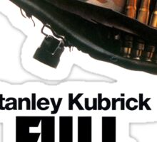Full Metal Jacket Vietnam film Kubrick Sticker