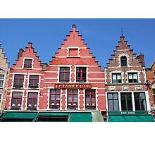 Bruges 2 Photographic Print