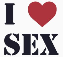 I <3 SEX by DCPRODUCTION