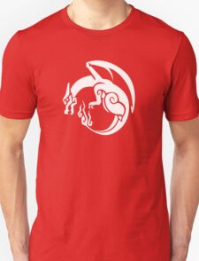Pocket Monster Hunter Red Unisex T-Shirt