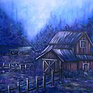 Once Upon A Barn by Sherry Arthur
