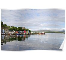 Tobermory,Isle of Mull Poster