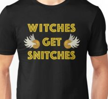 Witches Get Snitches Unisex T-Shirt
