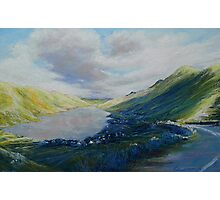 Lough Nafooey Photographic Print