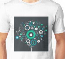 House gear wheel Unisex T-Shirt