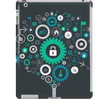 House gear wheel iPad Case/Skin