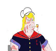 Brock the Sailor Man by fennstars