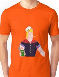 Brock the Sailor Man Unisex T-Shirt