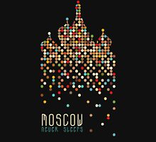 Moscow Never Sleeps T-Shirt