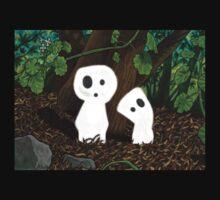 Tree Spirits One Piece - Long Sleeve