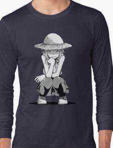 DAGASHI KASHI - HOTARU SHIDARE - SQUAT (RENDER) Long Sleeve T-Shirt