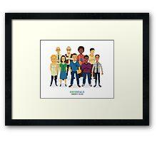 Greendale Framed Print